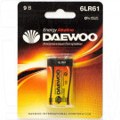 Daewoo 6LR61 (Крона) 9V BL1