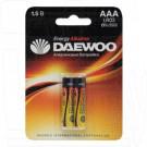 Daewoo LR03 BL2 упаковка 2шт