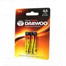 Daewoo LR6 BL2 упаковка 2шт