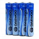 Daewoo R03 4S упаковка 4шт