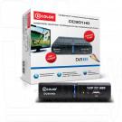 Приставка DVB-T2 D-Color DC901HD