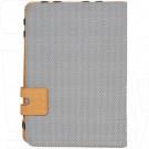 """Чехол для планшета Defender Favo Uni 7"""" серо-оранжевый"""