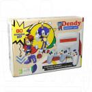 Dendy Sonic (80 игр)