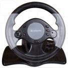 Руль для PS2/PC Defender Extreme Turbo (руль + педали + коробка передач)