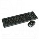 Dialog Pointer KMROP-4010U клавиатура + мышь черные