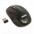 Мышь Dialog Pointer MROP-01U черная