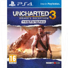 Uncharted 3: Drake's Deception Remastered (русская версия)  (PS4)