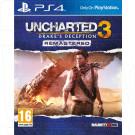 Uncharted 3: Drake's Deception Remastered (русская версия)  (PS4)