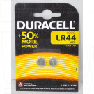Duracell LR44 (AG13) Duralock BL2 упаковка 2шт
