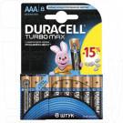 Duracell Turbomax LR03 AAA BP8 упаковка 8шт