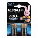 Duracell Ultra Power LR03 BL4  упаковка 4 шт