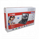 LS-110T портативный DVD + TV + DVB-T2
