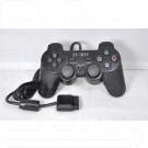 Джойстик для PS2 (32 bit) черный