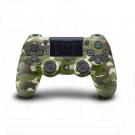 Джойстик DualShock 4 v.2 зеленый камуфляж