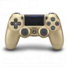 Джойстик DualShock 4 v.2 золотой