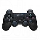 Джойстик PS3 черный
