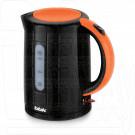 Электрический чайник BBK EK1703P черный/оранжевый
