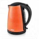 Электрический чайник BBK EK1705S оранжевый/черный