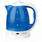 Электрический чайник BBK EK1755P белый/голубой