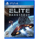 Elite Dangerous - Legendary Edition (русская версия) (PS4)