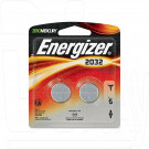 Energizer CR2032 BP2 упаковка 2 шт