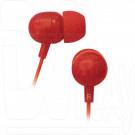 Наушники BBK ЕР-1160S красные