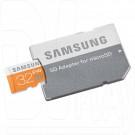 microSDHC 32Gb Samsung Class 10 UHS-I с адаптер