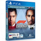 F1 2019. Юбилейное издание (русские субтитры) (PS4)