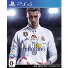 FIFA 18 (русская версия) (PS4)