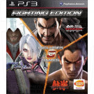 Fighting Edition (Tekken 6 + Soul Calibur 5 + Tekken Tag Tournament 2) (русские субтитры) (PS3)