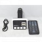 FM-трансмиттер Eplutus FM-861 Bluetooth
