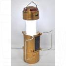 Фонарь кемпинговый LL-110A  на солнечной батарее