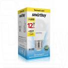 Светодиодная Лампа Smartbuy G45 Е27 12Вт теплый свет