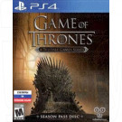 Game of Thrones - A Telltale Games Series (русские субтитры) (PS4)
