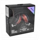 Гарнитура Bluetooth Marvo BT HB-020 черно-вишневая
