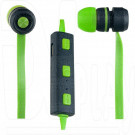 Гарнитура Perfeo Sound Strip Bluetooth зелено-черная
