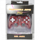 Геймпад для PS2 Cowboy красный в коробке