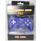 Геймпад для PS2 Cowboy синий в коробке