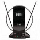 Комнатная активная антенна GAL AR-488AW черная