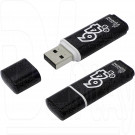 USB Flash 64Gb Smart Buy Glossy черная