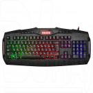 Клавиатура игровая Defender Goser GK-772L черная с подсветкой