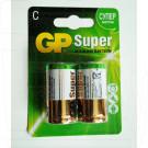 GP LR14 BP2 упаковка 2шт