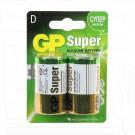 GP LR20 BP2 упаковка 2шт