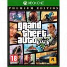 Grand Theft Auto V - Premium Edition (русские субтитры) (XBOX One)