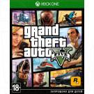 Grand Theft Auto V (русские субтитры) (XBOX One)