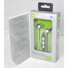 Harper HB-305 гарнитура Bluetooth серая