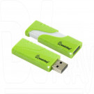 USB Flash 16Gb Smart Buy Hatch зеленая