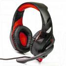 Dialog Gan-Kata HGK-31L гарнитура игровая черно-красная с подсветкой