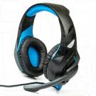 Dialog Gan-Kata HGK-31L гарнитура игровая черно-синяя с подсветкой