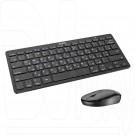 Hoco DI05 клавиатура + мышь черный